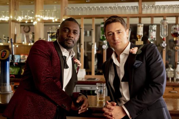 Turn Up Charlie: un'immagine ufficiale della serie