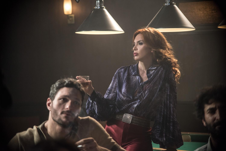 Non ci resta che il crimine: Ilenia Pastorelli in una scena