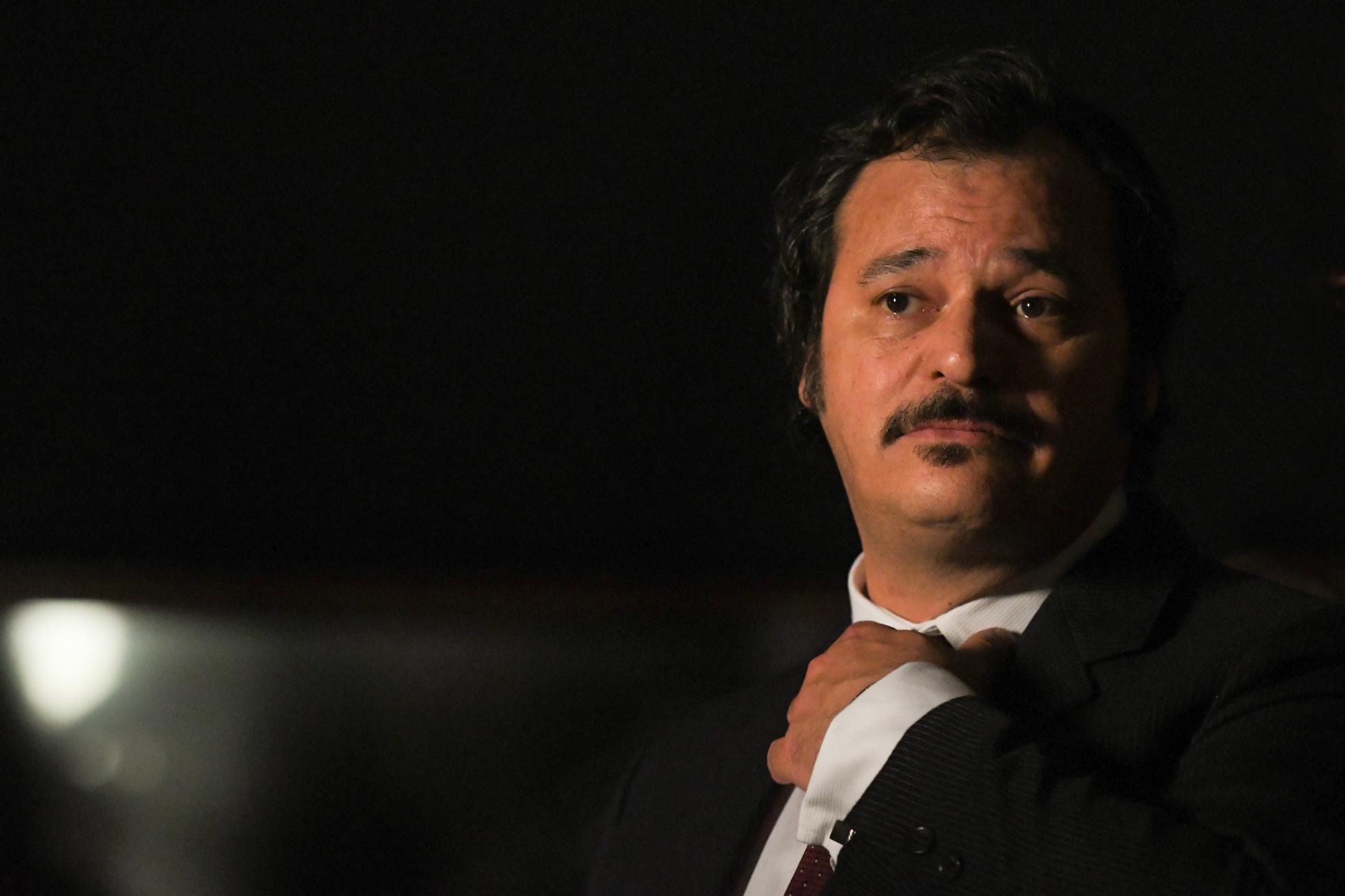 Io sono Mia: Antonio Gerardi in una scena del film