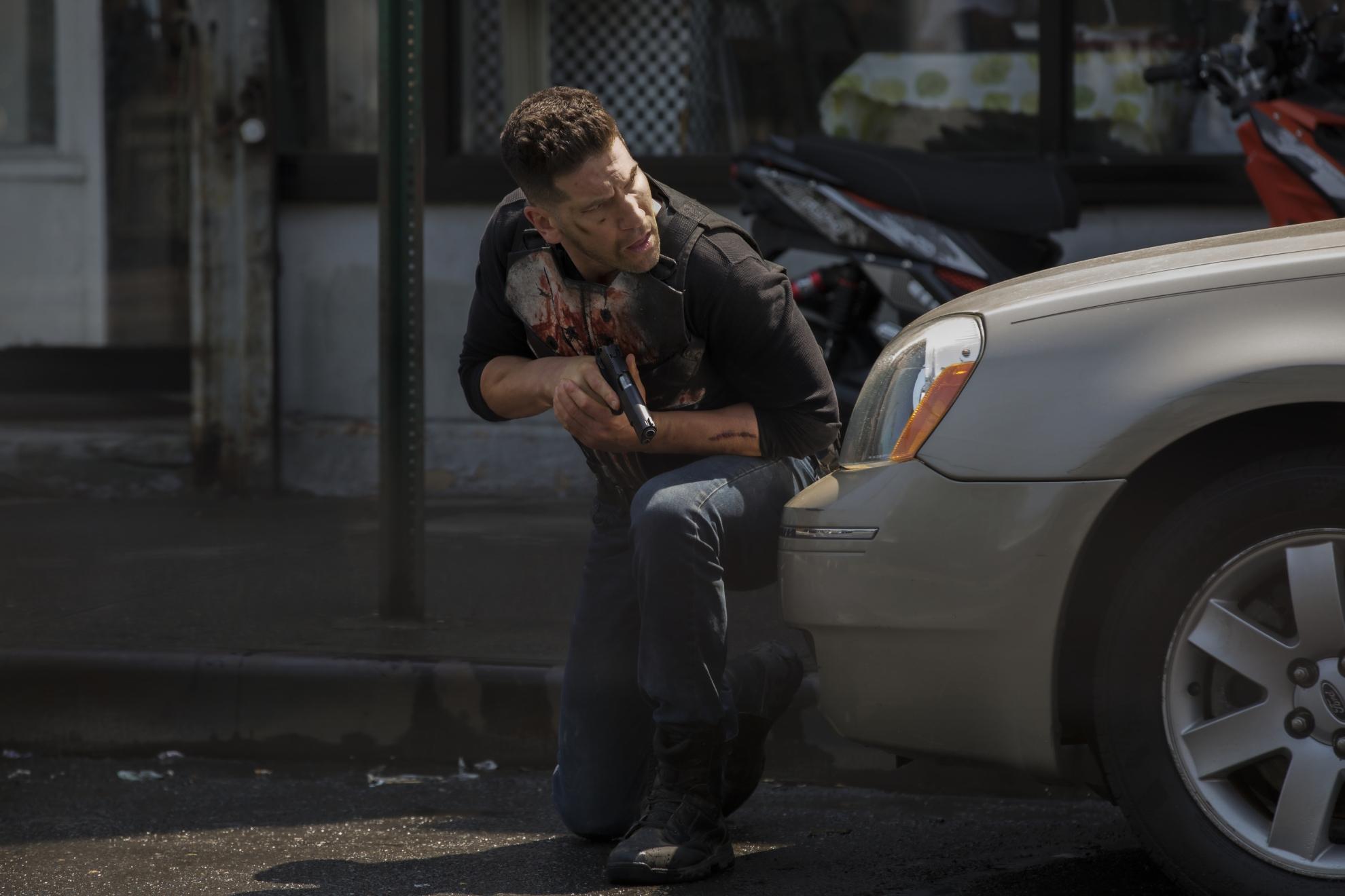 The Punisher: Jon Bernthal nella seconda stagione, settimo episodio