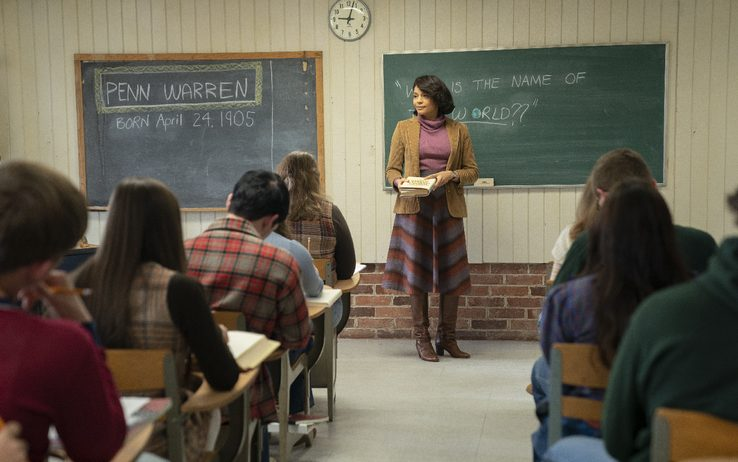 True Detective: Carmen Ejogo nell'episodio The Great War and Modern Memory