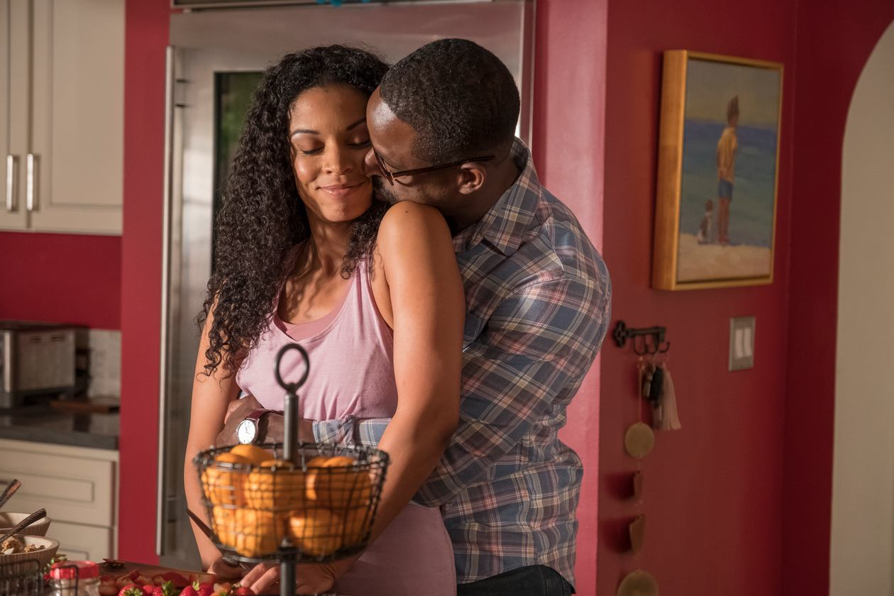 This Is Us: Sterling K. Brown, Susan Kelechi Watson nell'episodio Ave Maria