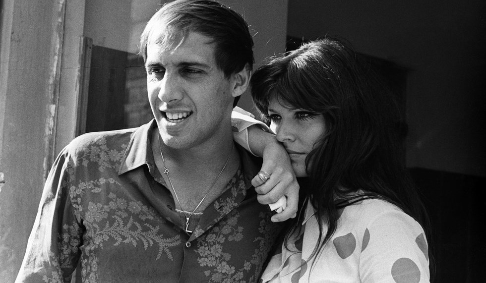 Adriano Celentano con Claudia Mori