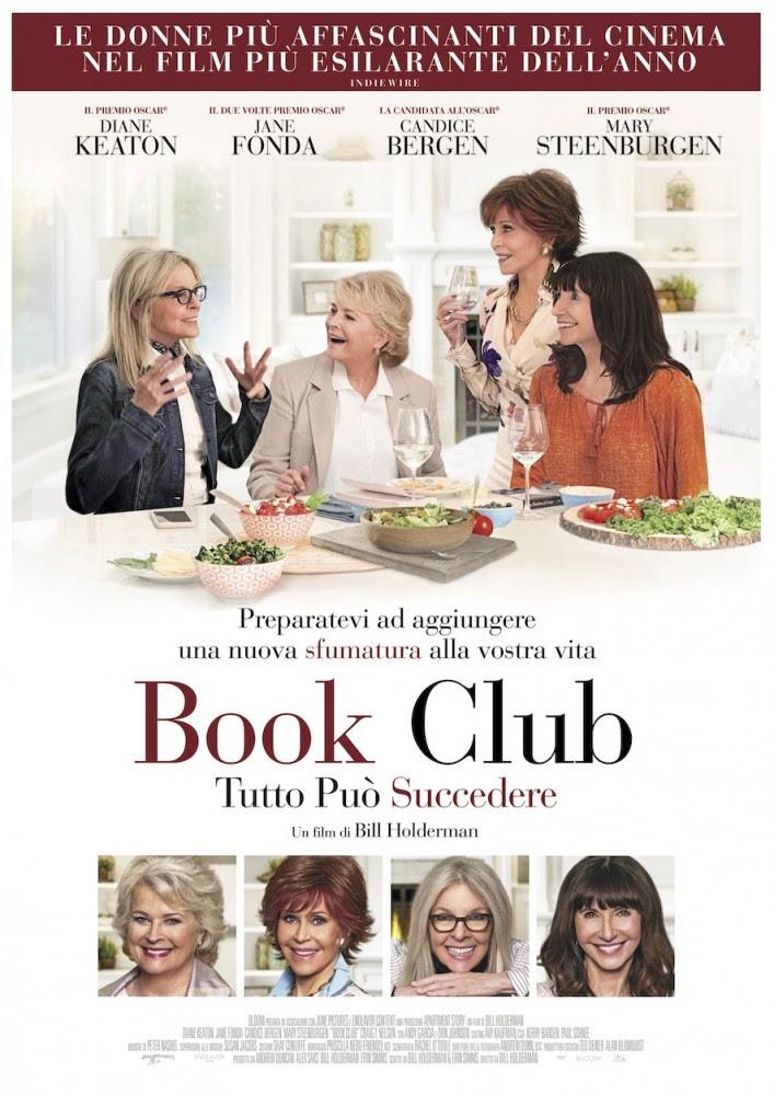 Locandina di Book Club - Tutto può succedere