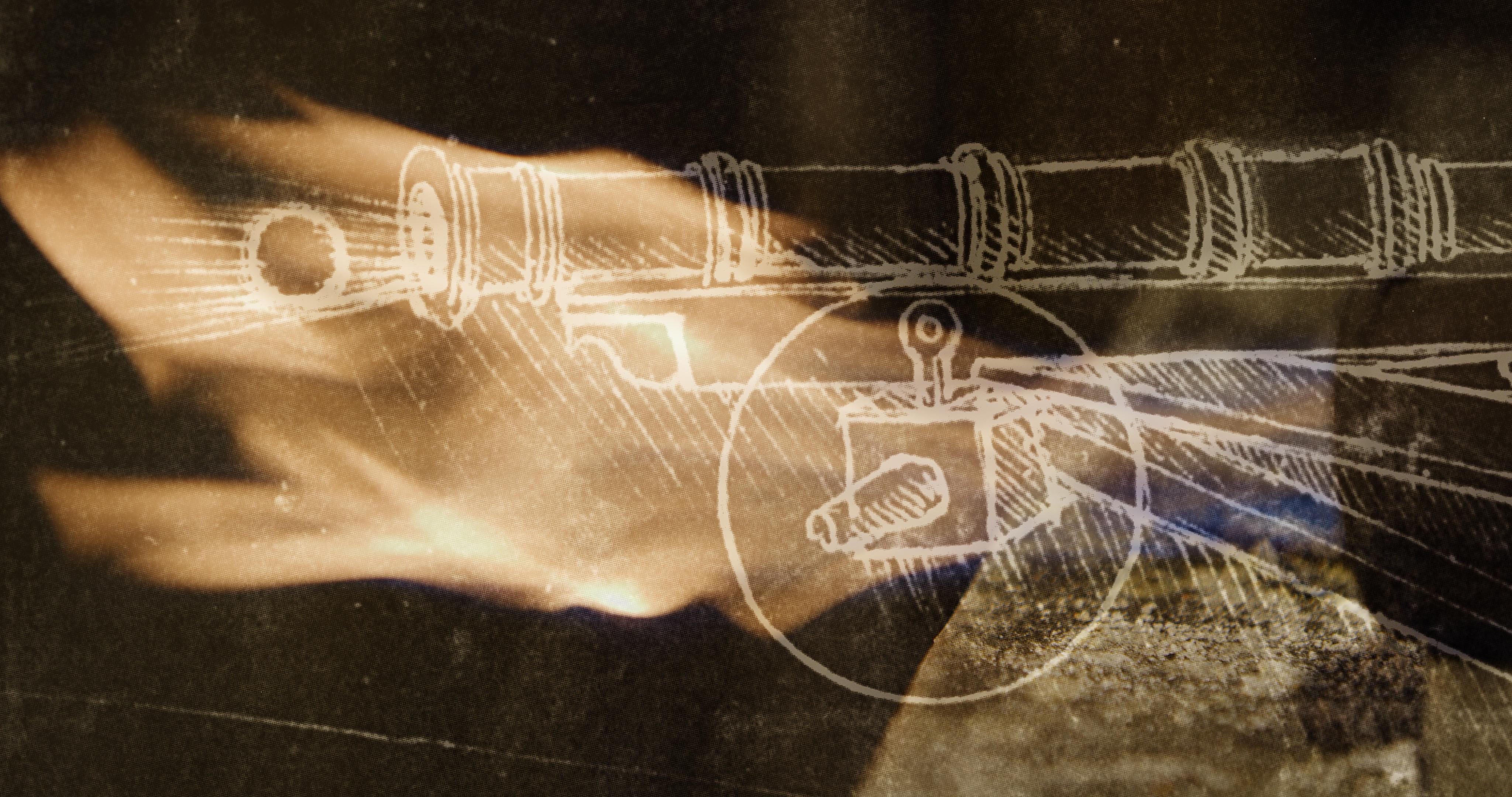 Leonardo - Cinquecento: una sequenza del film