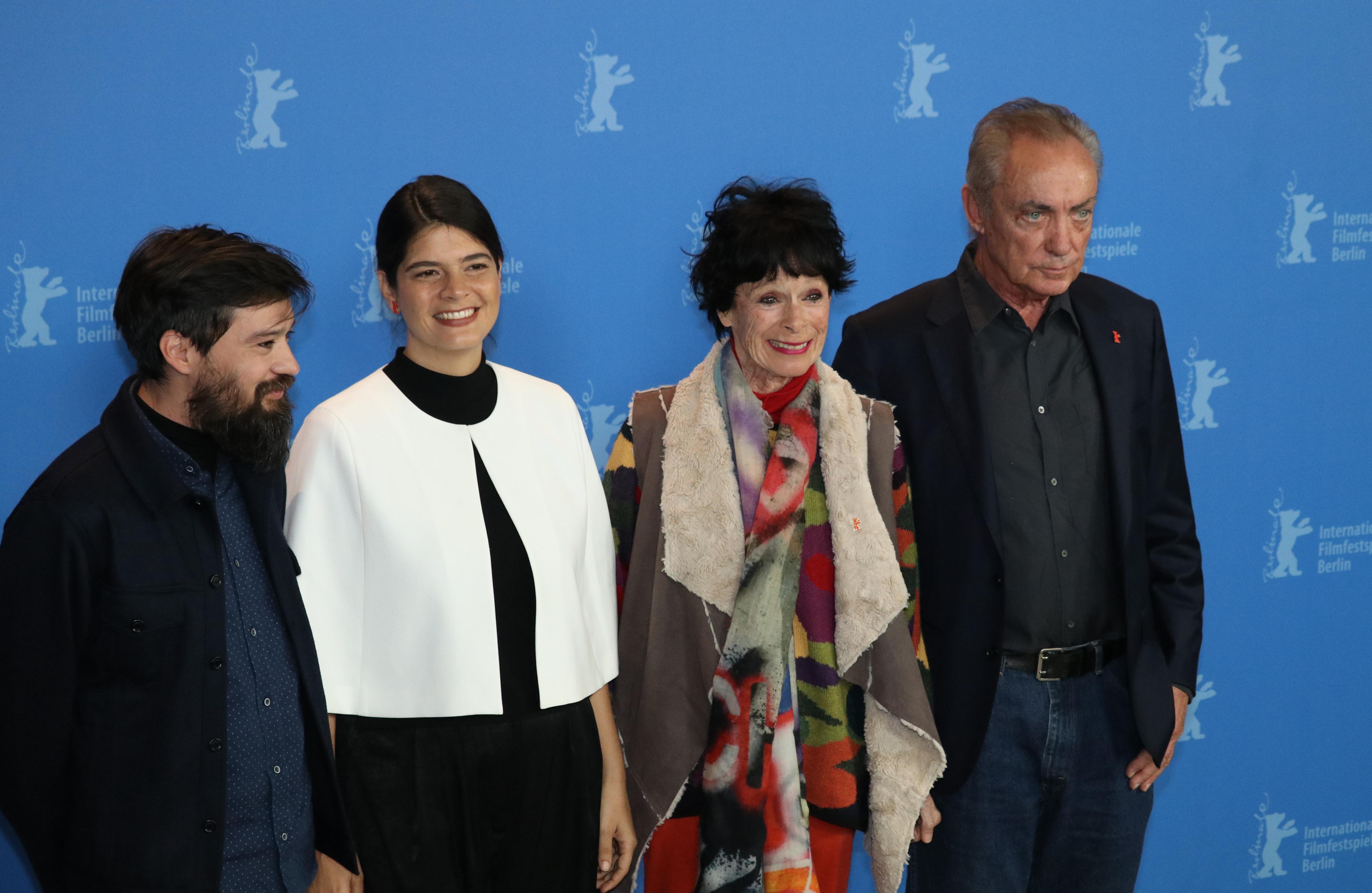 Berlino 2019: il cast al photocall di Holy Beasts