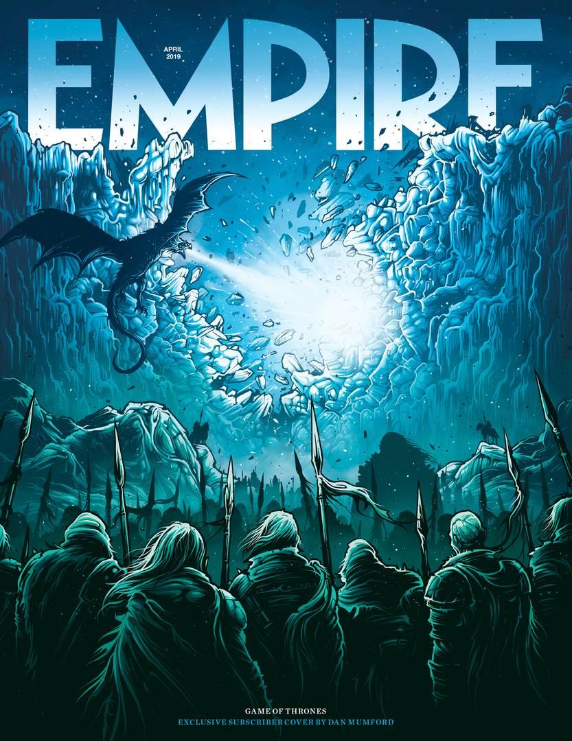 Il Trono di Spade 8: la serie sul magazine Empire