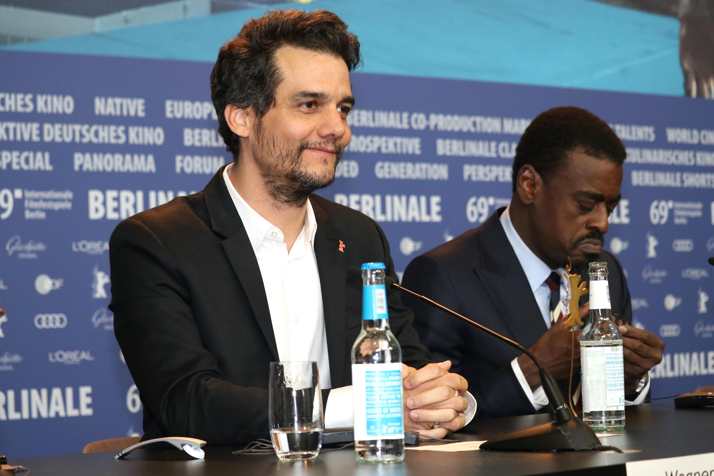 Berlino 2019: Wagner Moura alla conferenza di Marighella