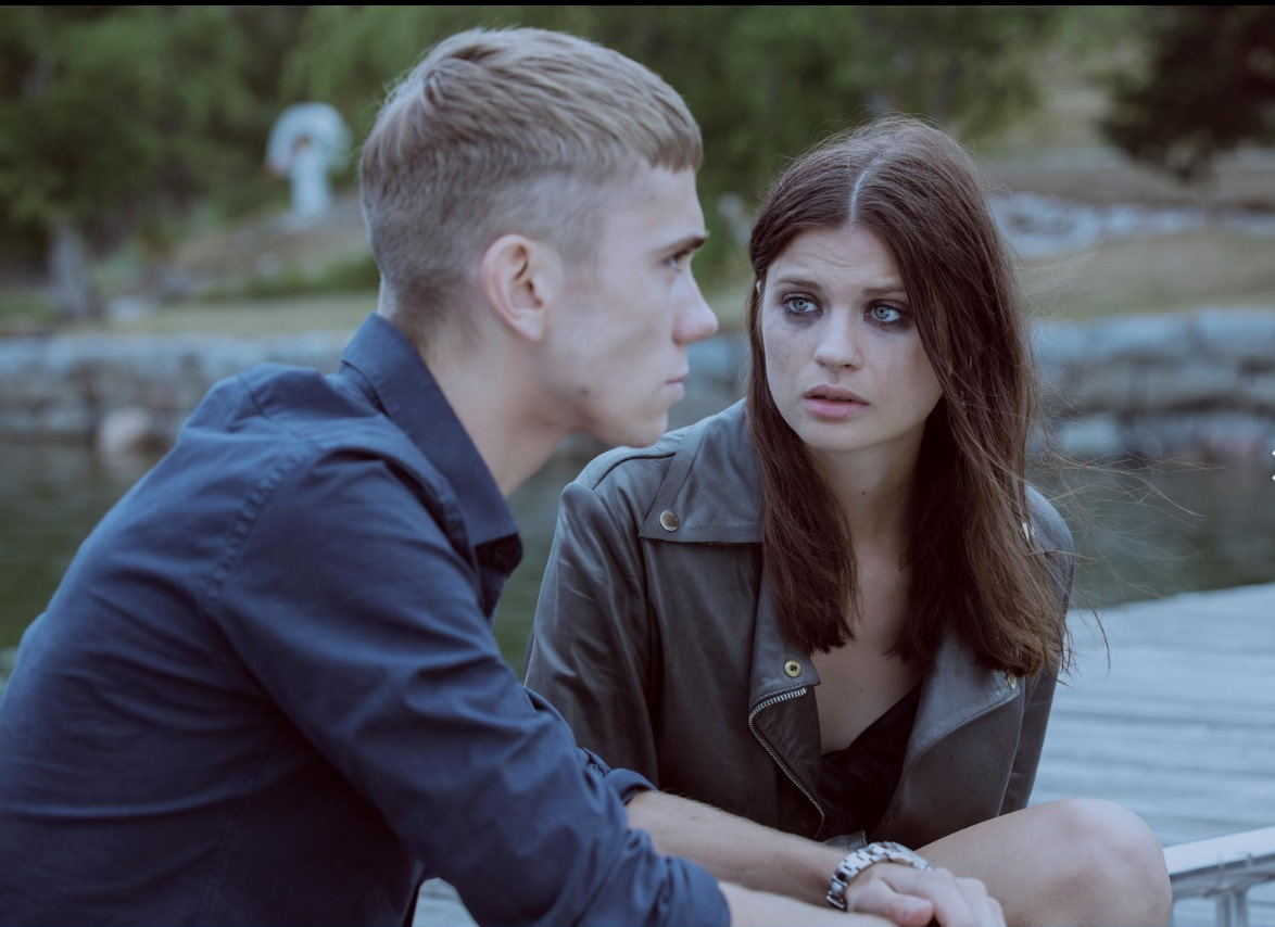 Quicksand: una scena con Hanna Ardéhn