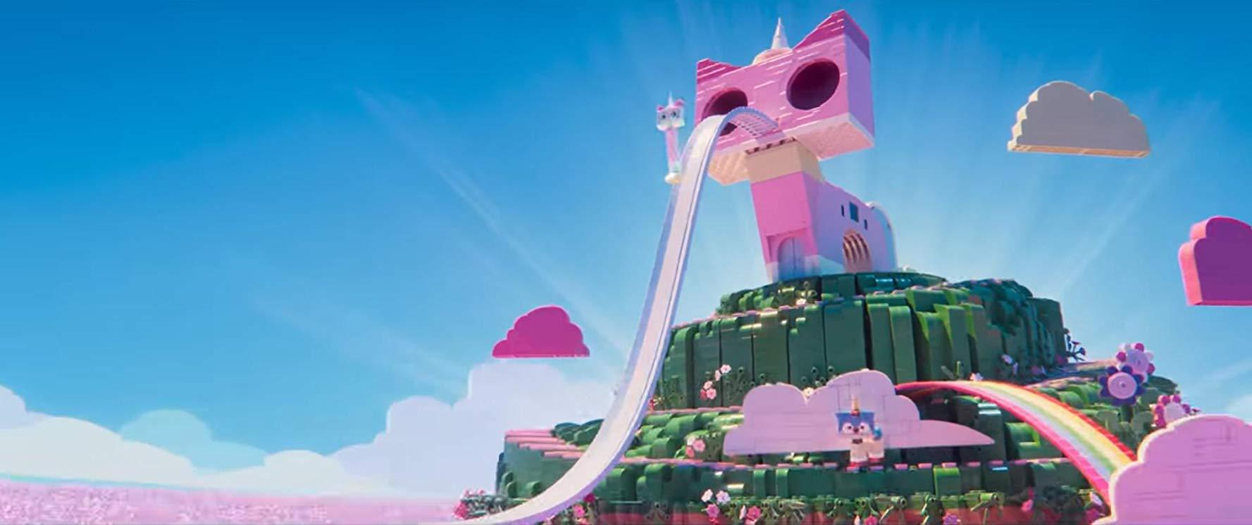 The Lego Movie 2: Una nuova avventura: una scena del film