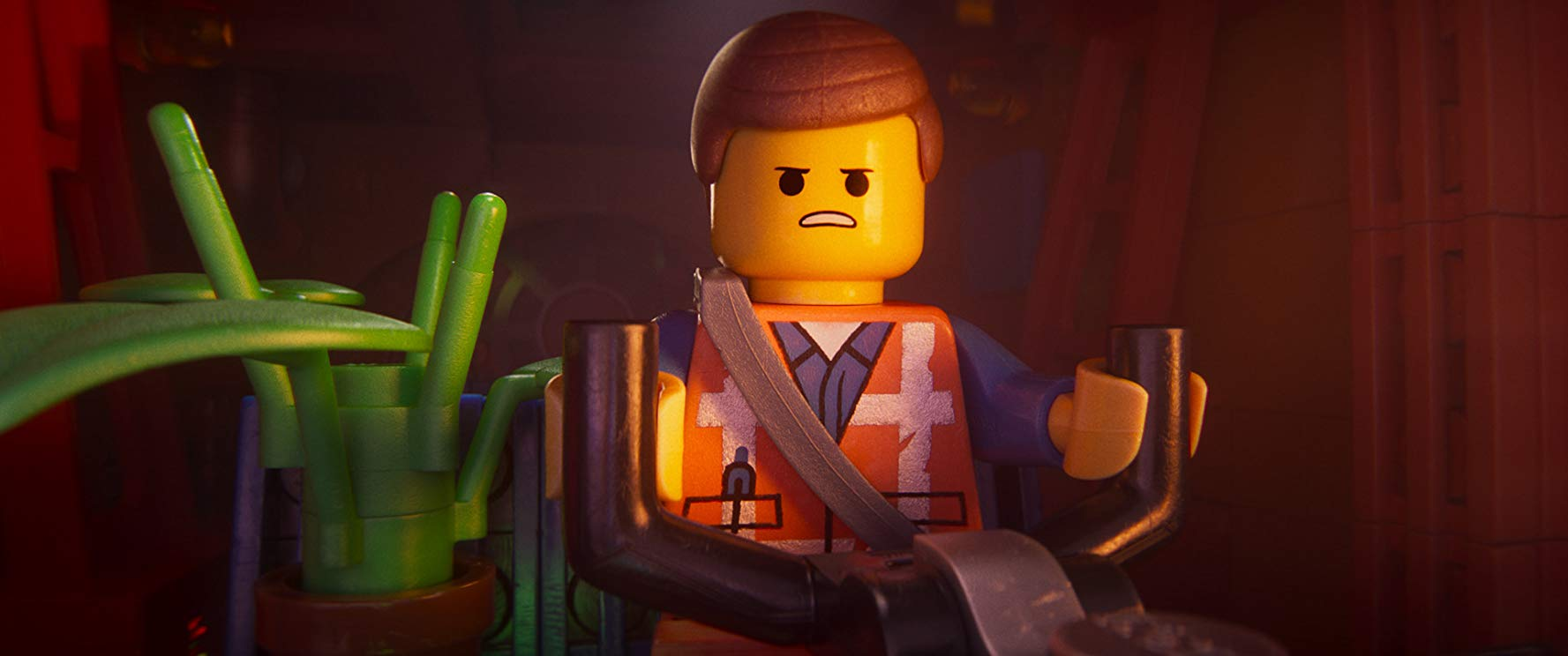 The Lego Movie 2: Una nuova avventura: una scena con Emmet