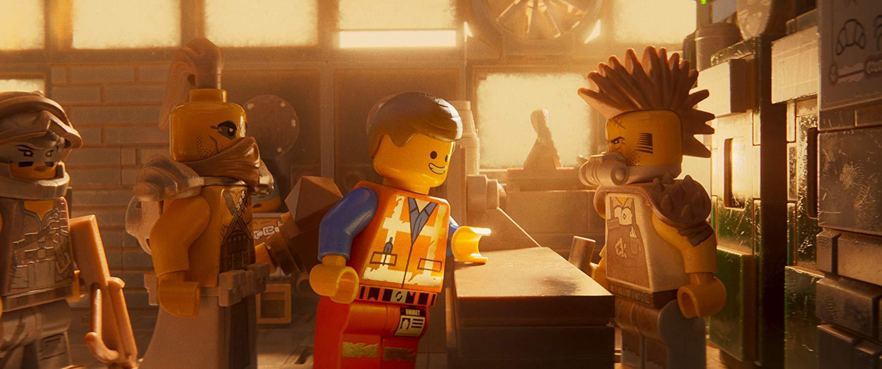 The Lego Movie 2: Una nuova avventura: Emmet in una situazione a rischio