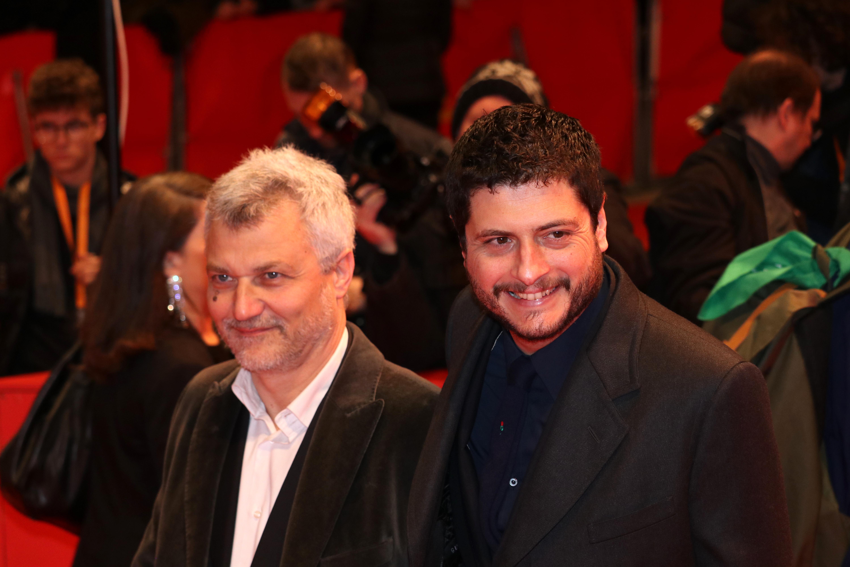 Berlino 2019: Claudio Giovannesi sul red carpet di chiusura