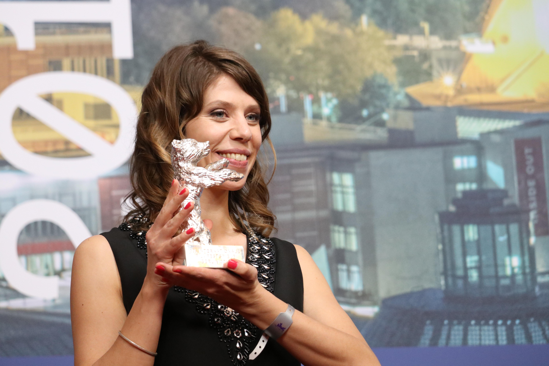 Berlino 2019: Nora Fingscheidt alla conferenza dei premiati