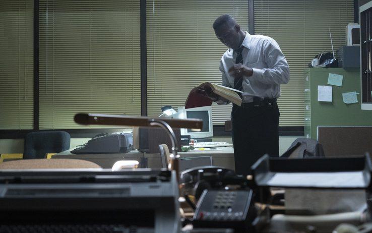 True Detective: una scena con Mahershala Ali nell'episodio The Final Country