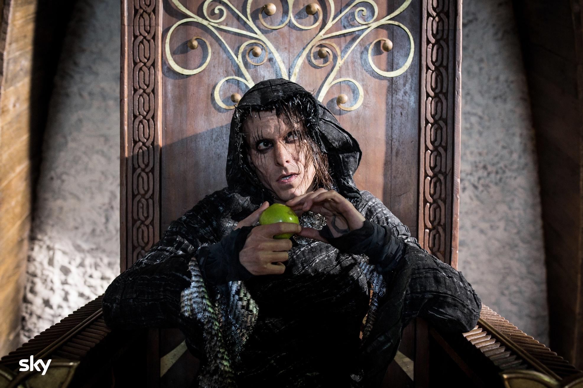 Britannia: Mackenzie Crook un'immagine della seconda stagione