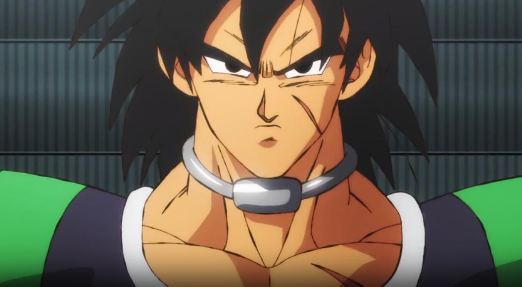 Dragon Ball Super: Broly - Il Film: una scena del film animato