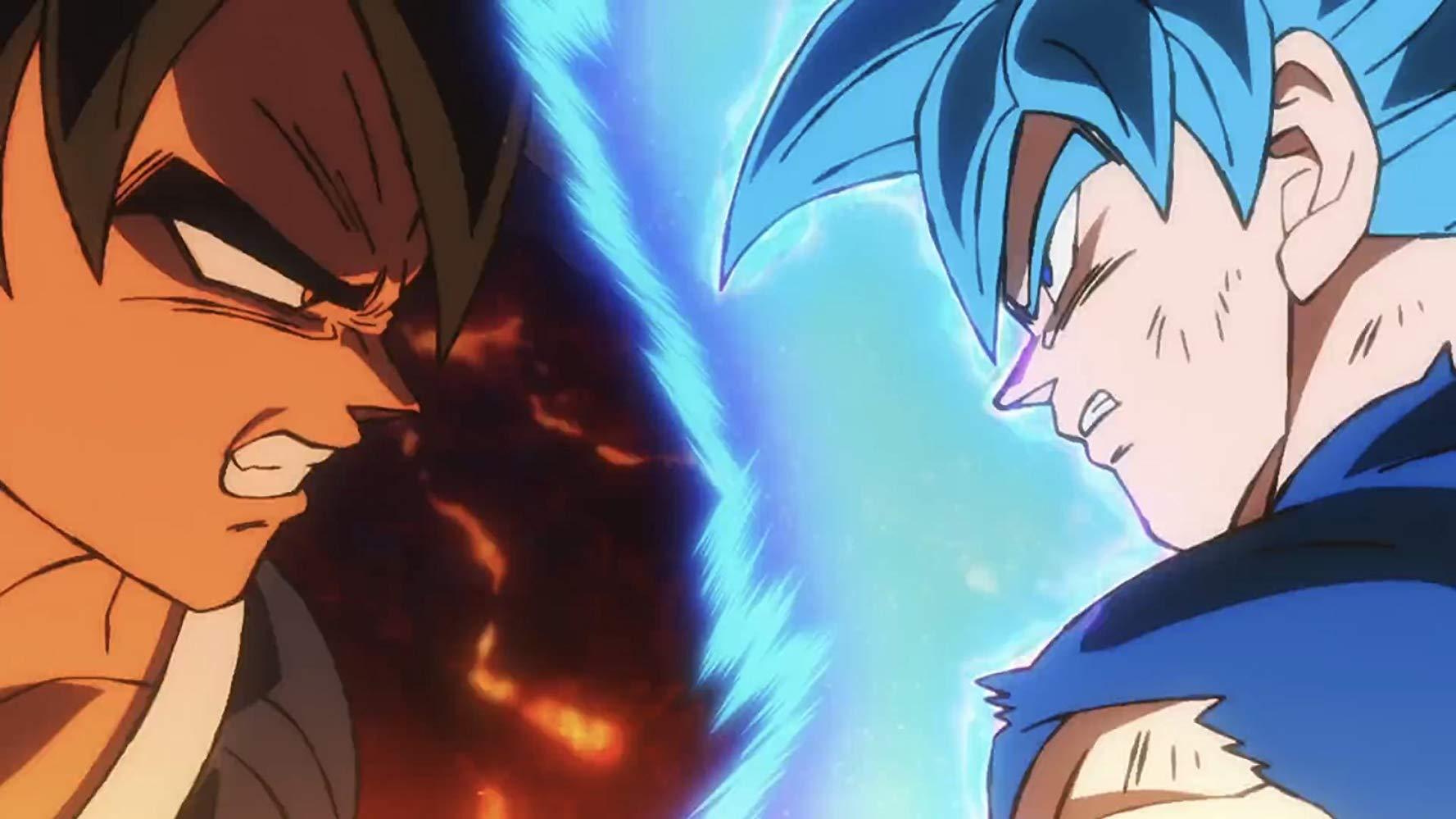 Dragon Ball Super: Broly - Il Film: una scena del film