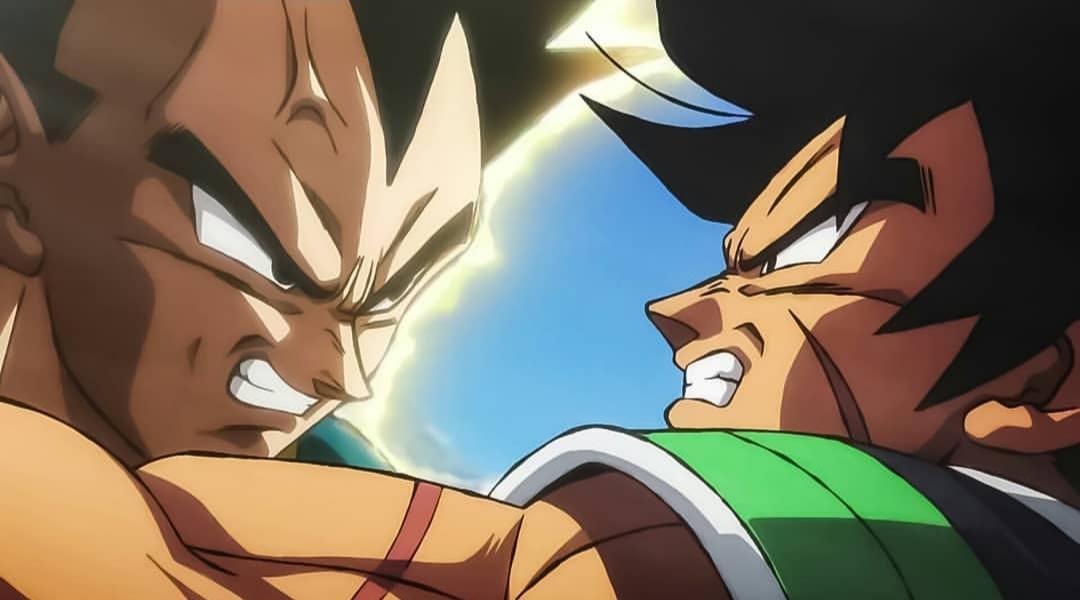 Dragon Ball Super: Broly - Il Film: una scena