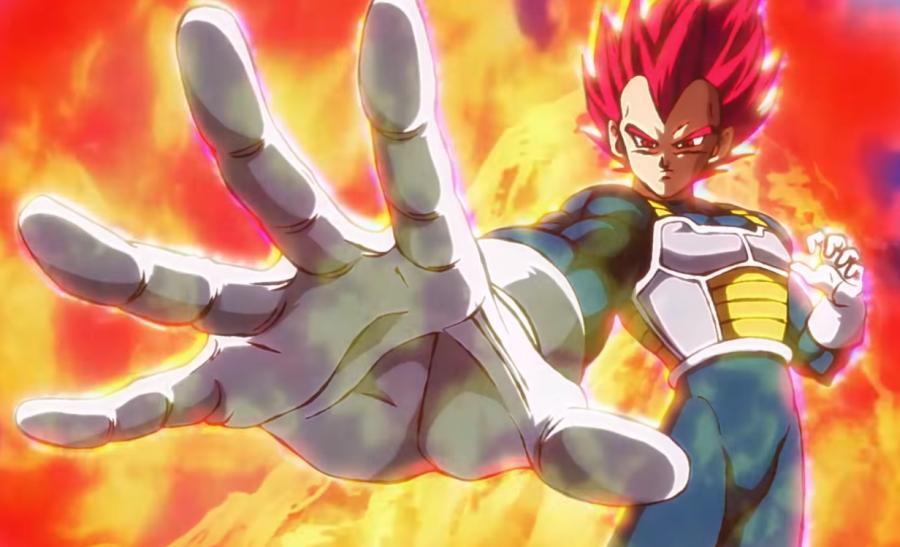 Dragon Ball Super: Broly - Il Film: Vegeta è pronto alla battaglia