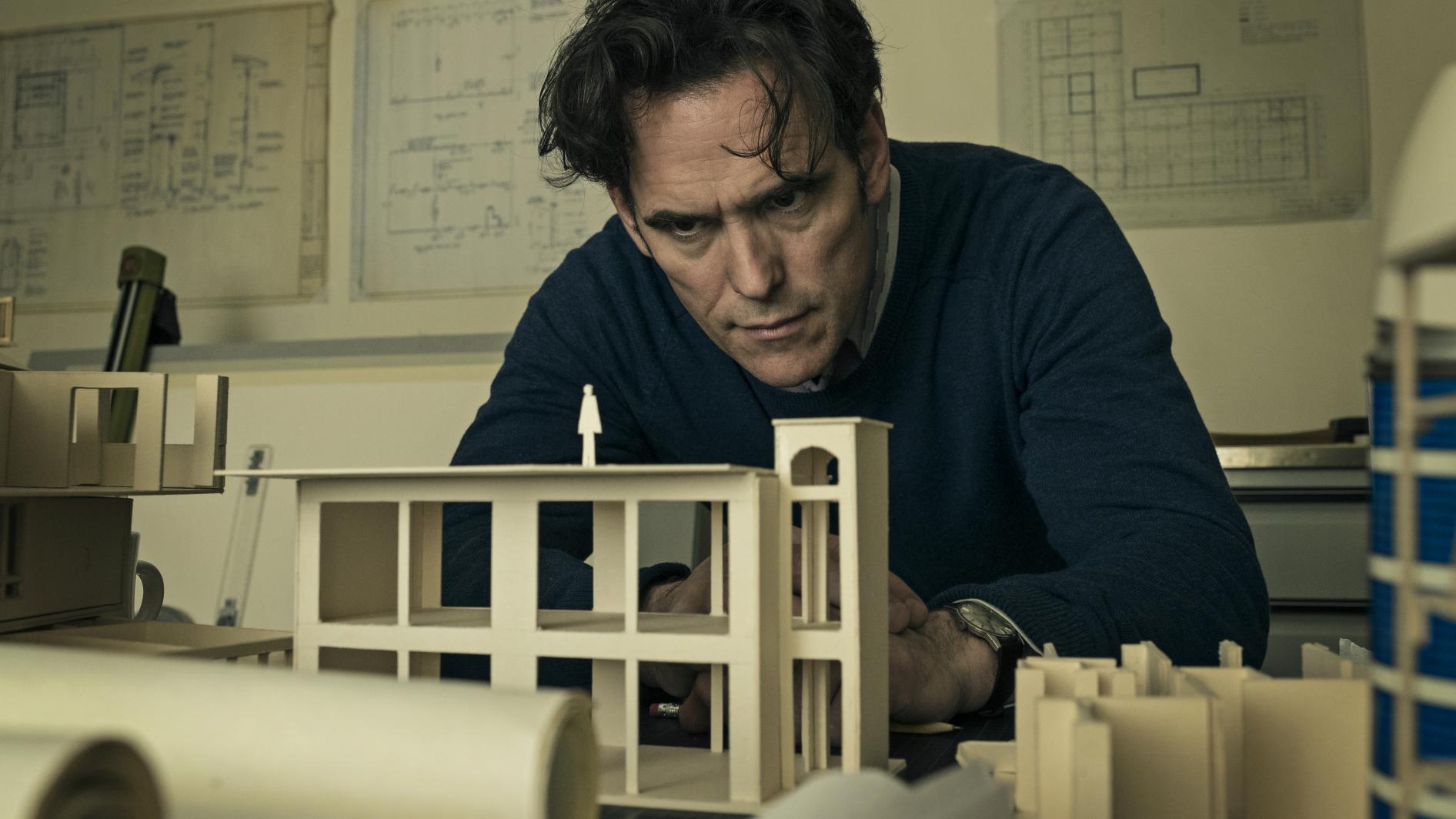 La casa di Jack: Matt Dillon in una scena del film