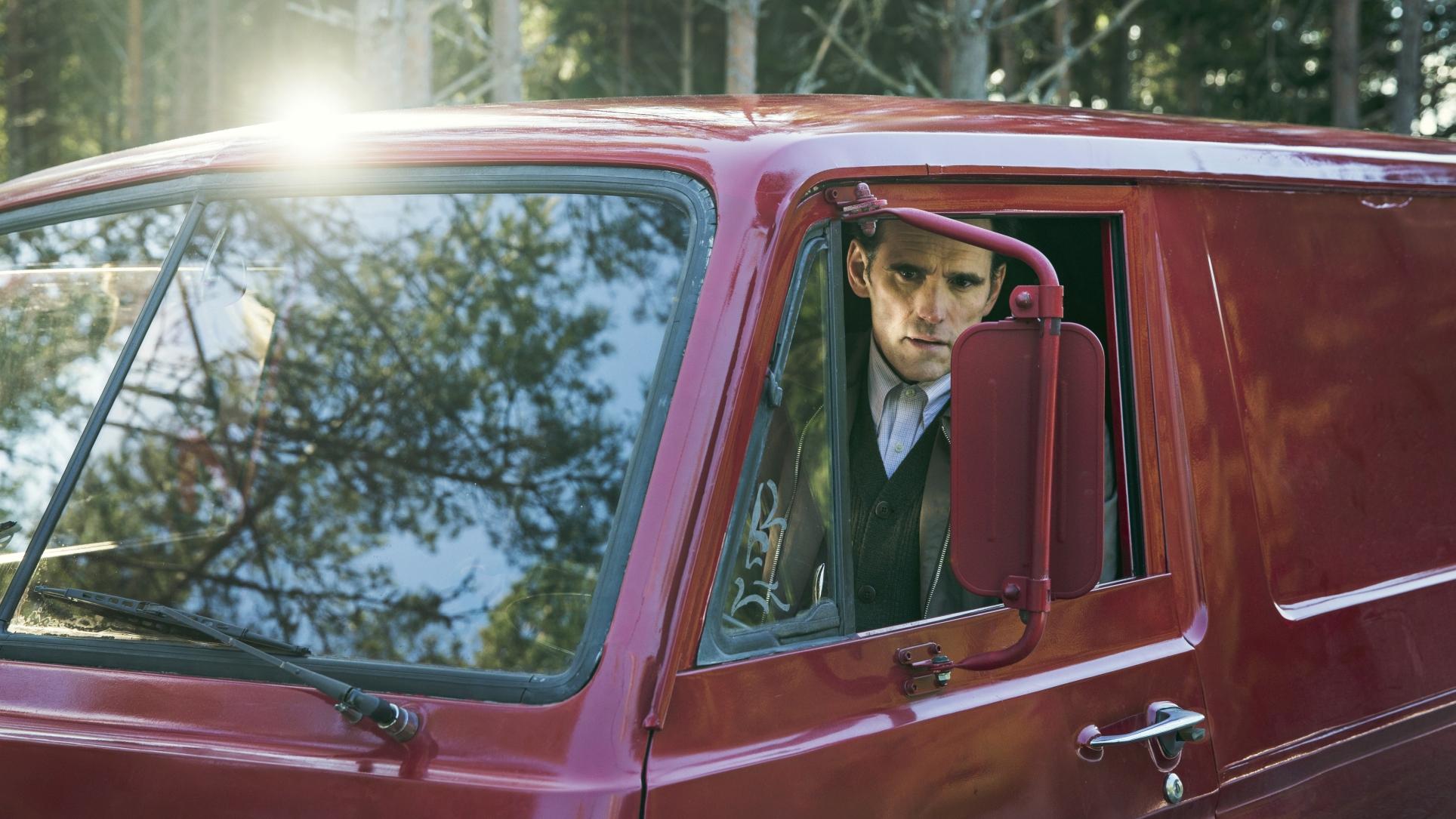 La casa di Jack: Matt Dillon in un'immagine del film