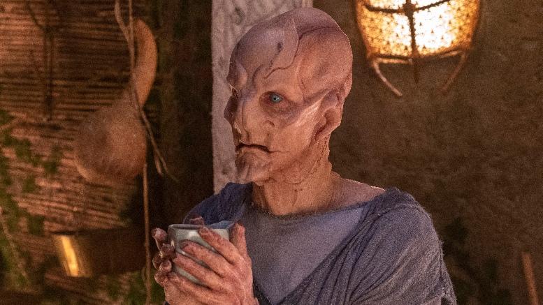 Stark Trek Discovery: Doug Jones nell'episodio The Sounds of Thunder