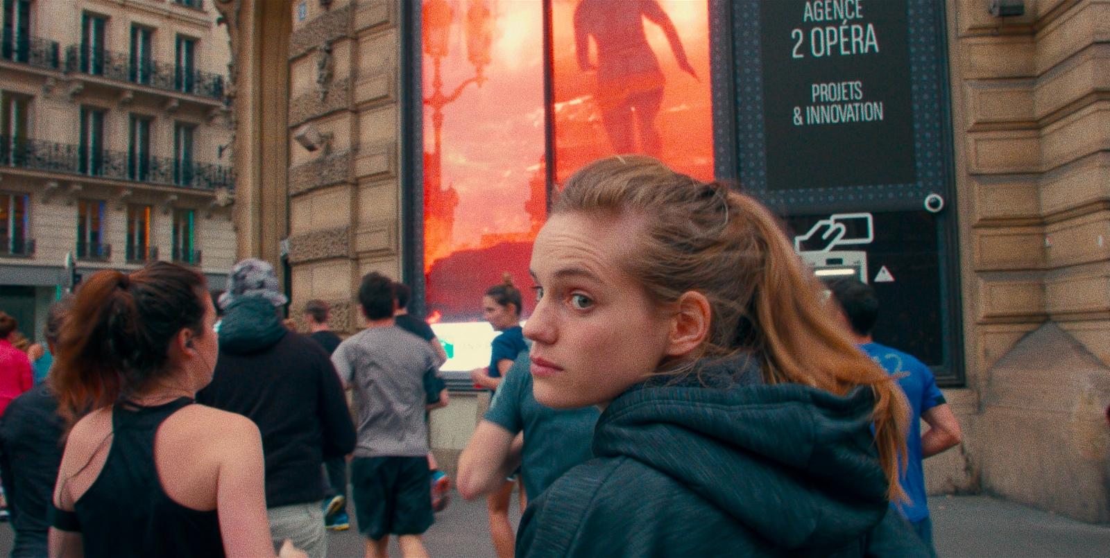 Parigi è nostra, una scena del film