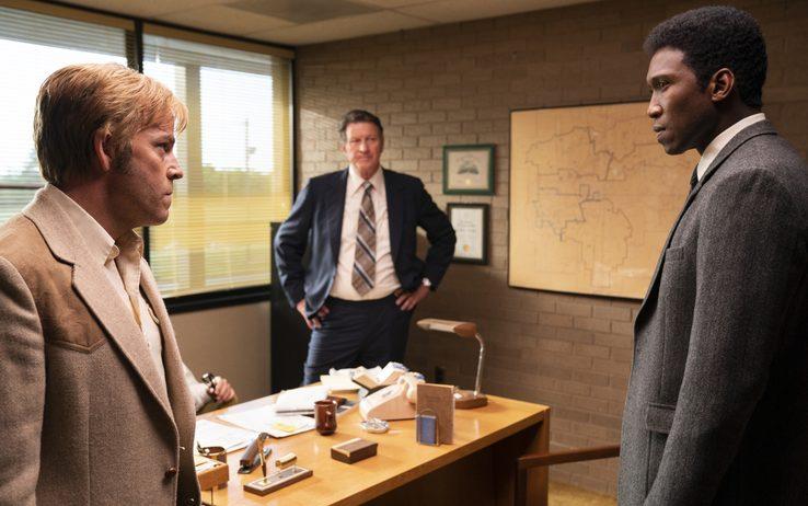 True Detective: Stephen Dorff e Mahershala Ali nell'episodio Now Am Found