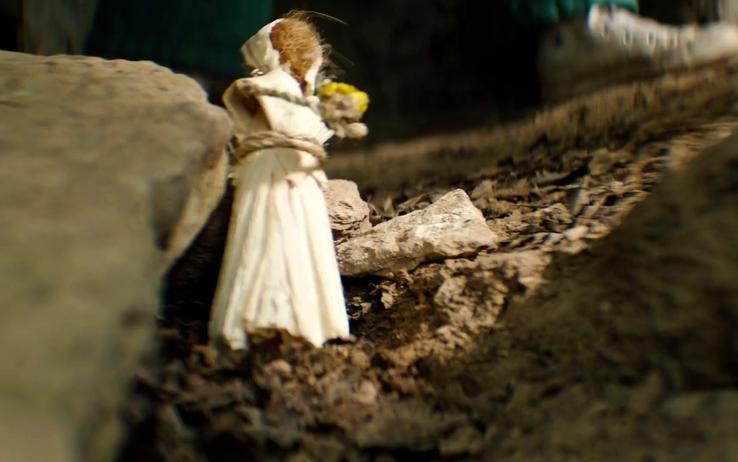 True Detective: una scena dell'episodio Now Am Found