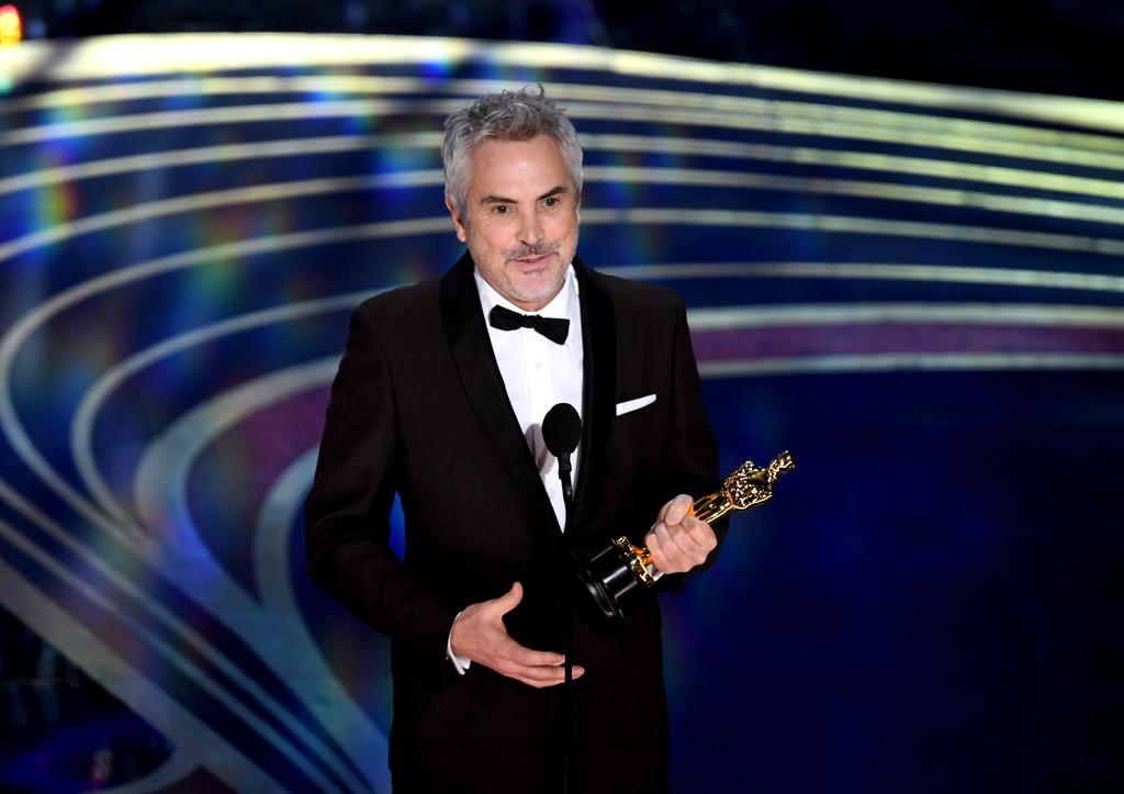 Oscar 2019: Alfonso Cuaron vince il premio per la Miglior Regia