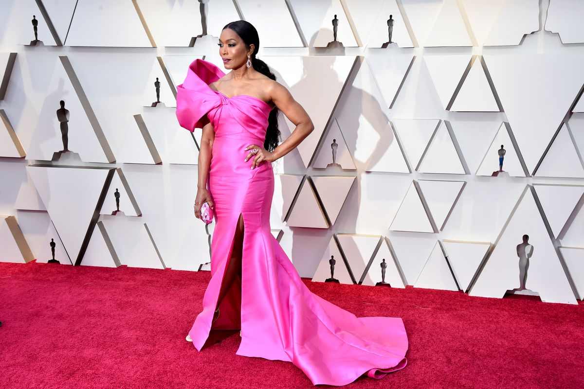 Oscar 2019: Angela Bassett sul red carpet