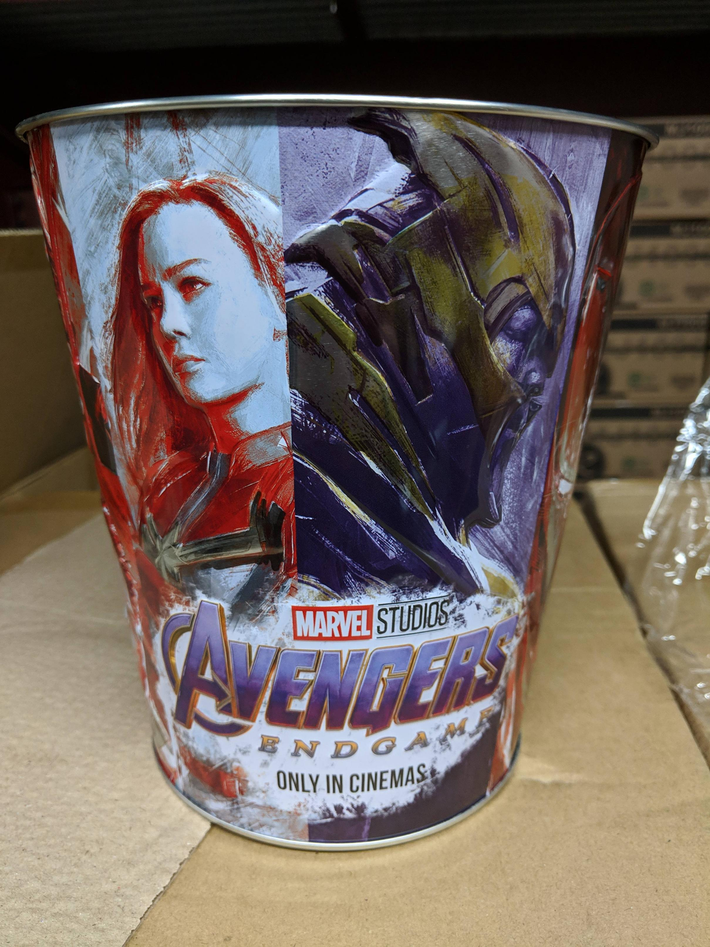 Avengers: Endgame, un oggetto dedicato al film