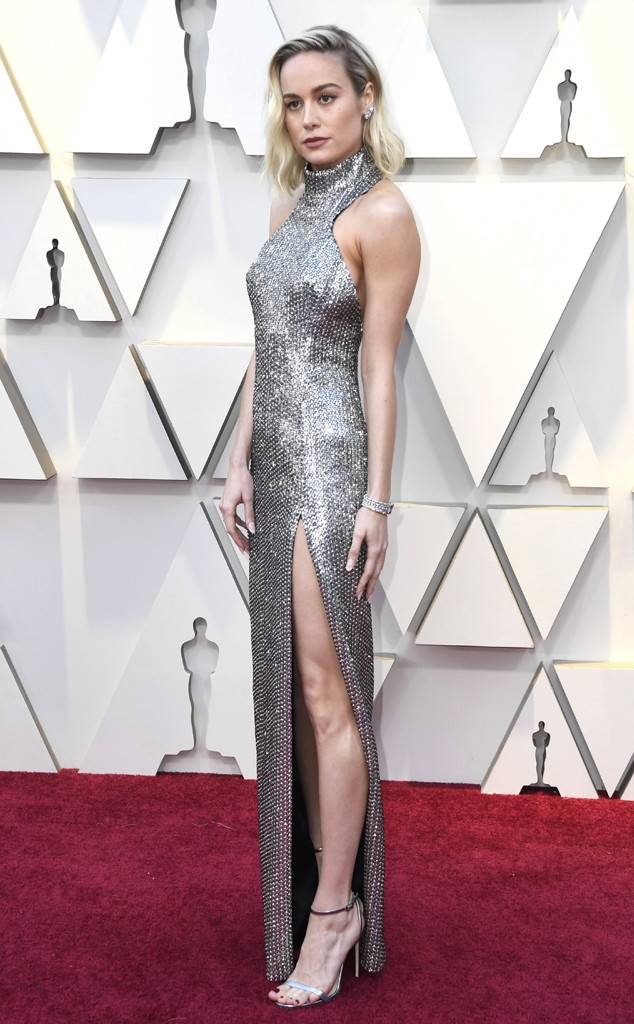 Red Carpet Oscar 2019: Brie Larson