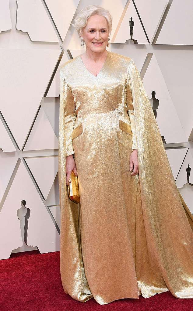 Red Carpet Oscar 2019: Glenn Close