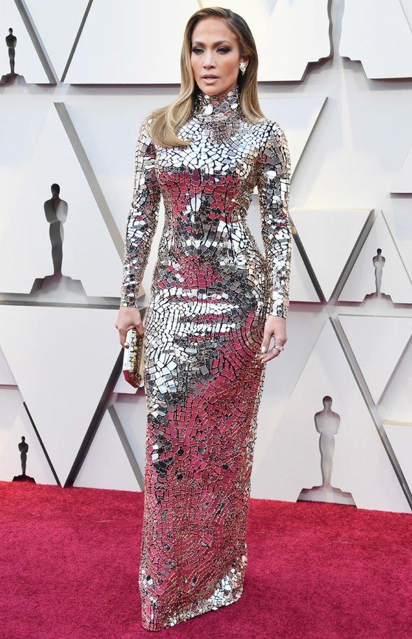 Red Carpet Oscar 2019: Jennifer Lopez