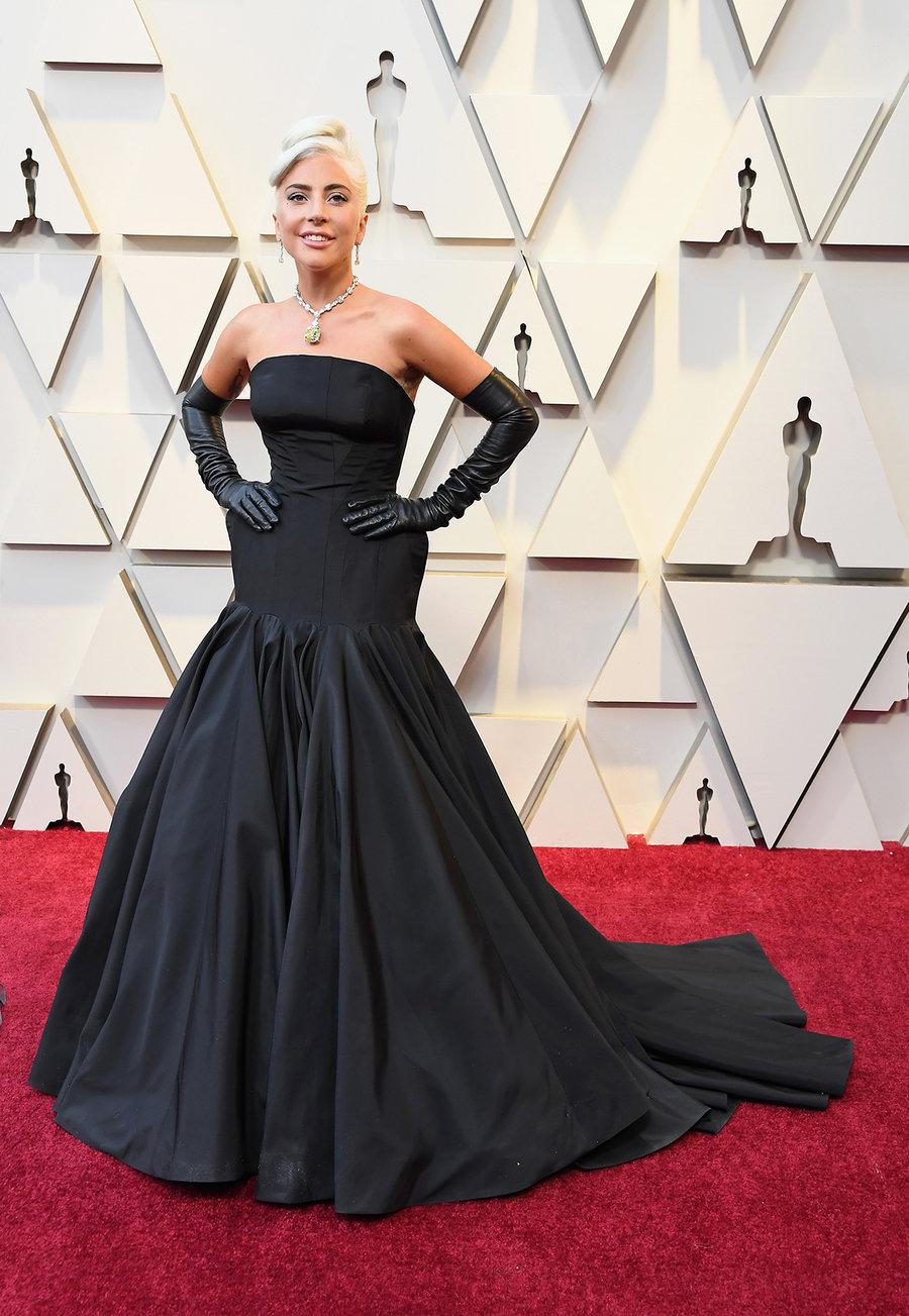 Red Carpet Oscar 2019: Lady Gaga