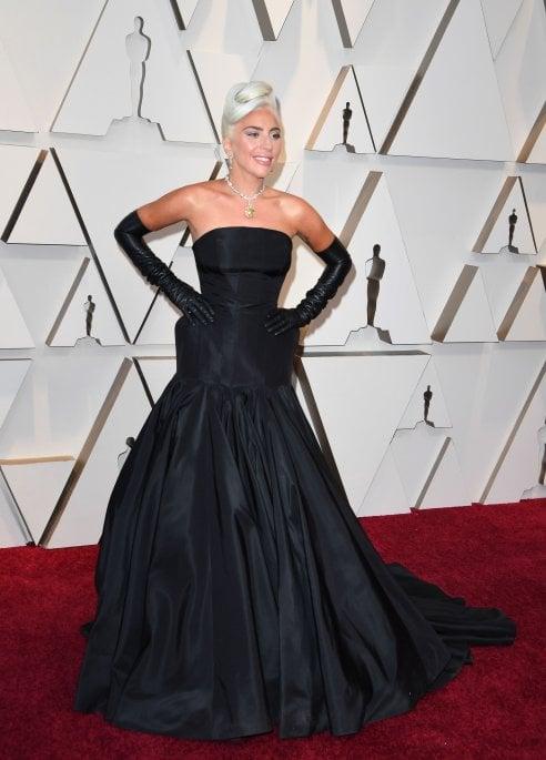Oscar 2019: Lady Gaga sul red carpet