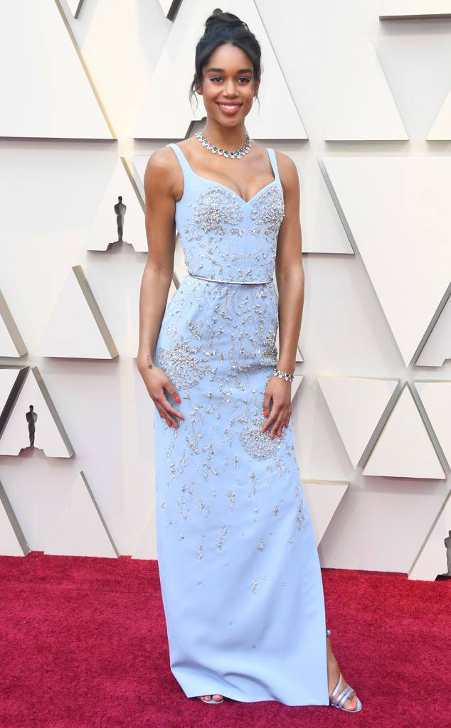 Red Carpet Oscar 2019: Laura Harrier