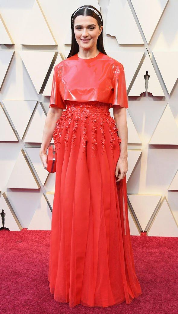 Red Carpet Oscar 2019: Rachel Weisz