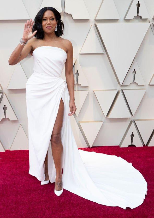 Red Carpet Oscar 2019: Regina King