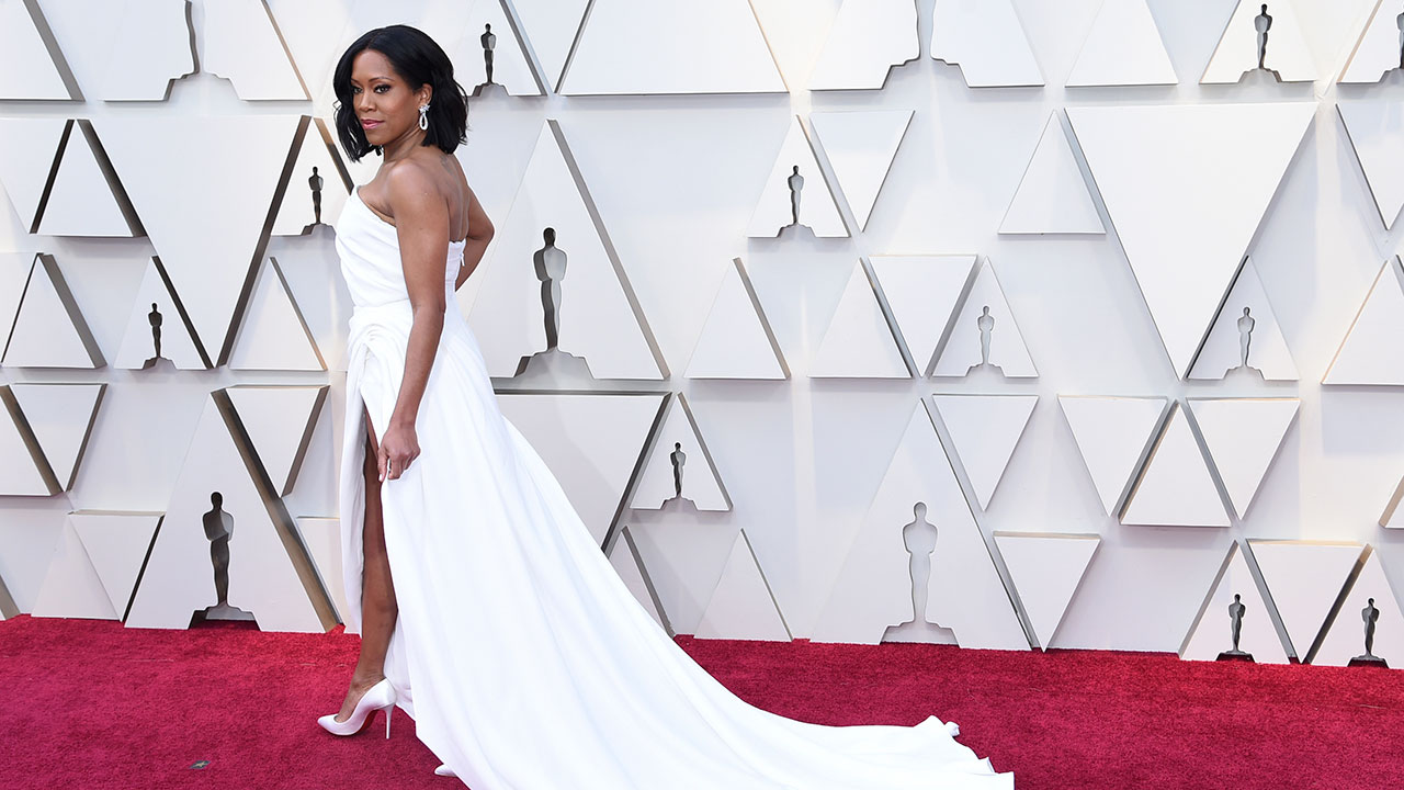 Oscar 2019: Regina King sul red carpet