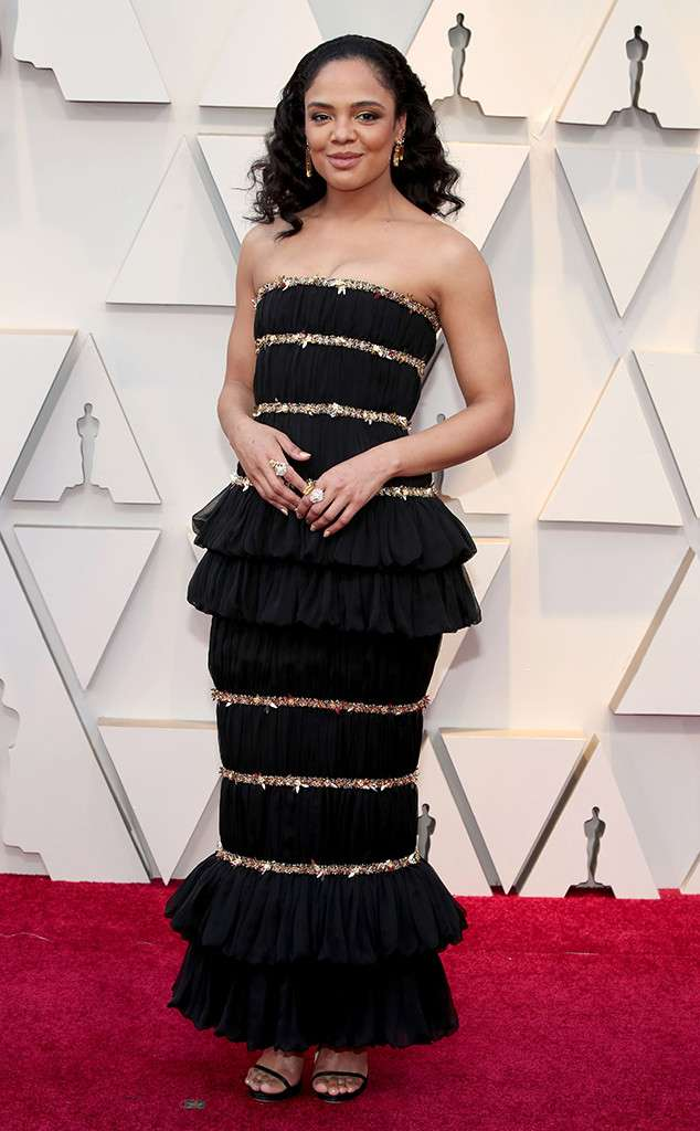 Red Carpet Oscar 2019: Tessa Thompson