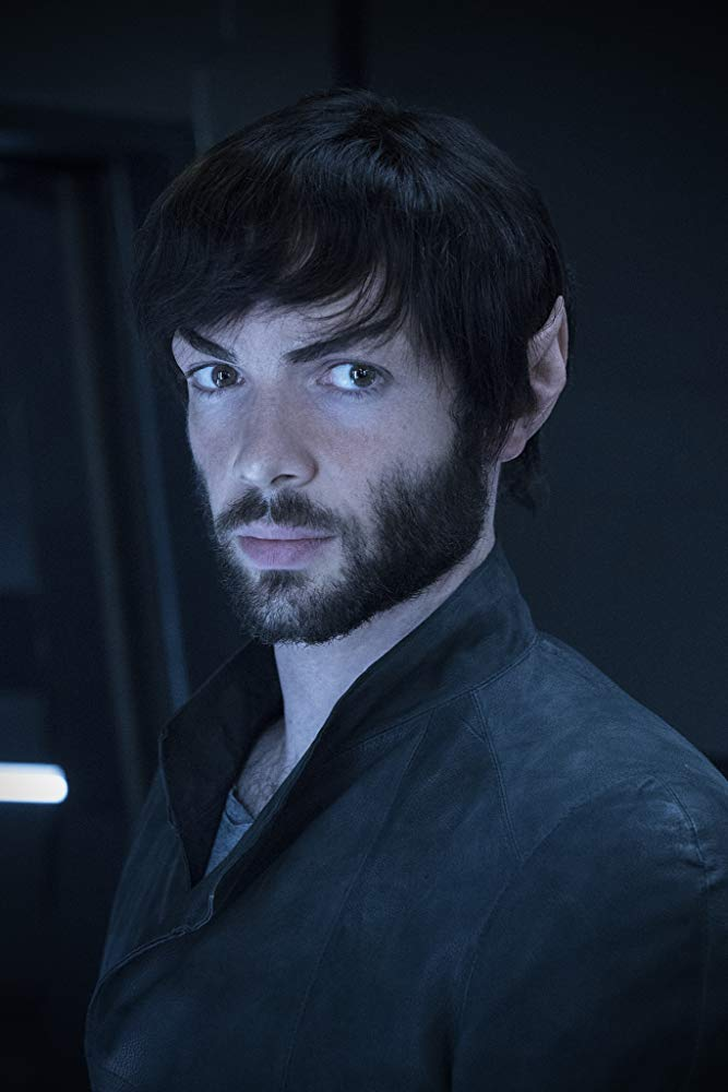 Star Trek Discovery: Ethan Peck nell'episodio Light and Shadows