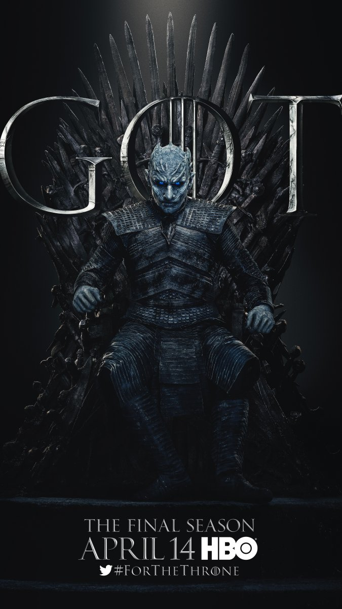 Il trono di spade: Vladimir 'Furdo' Furdik nel character poster per l'ottava e ultima stagione