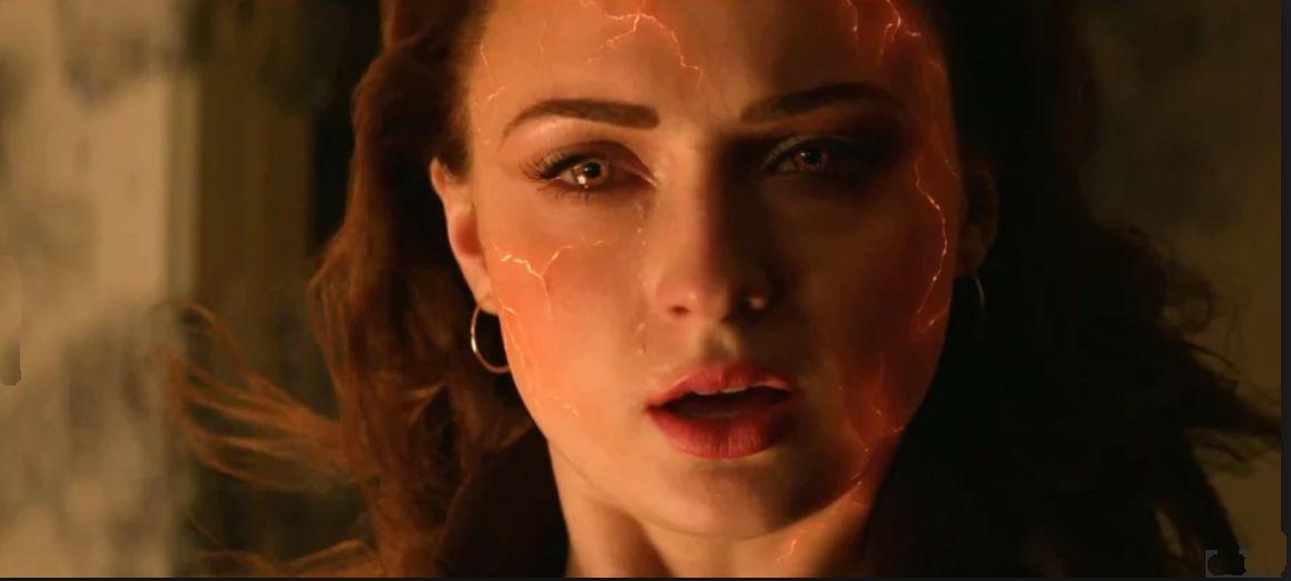 X-Men: Dark Phoenix, un primo piano di Sophie Turner