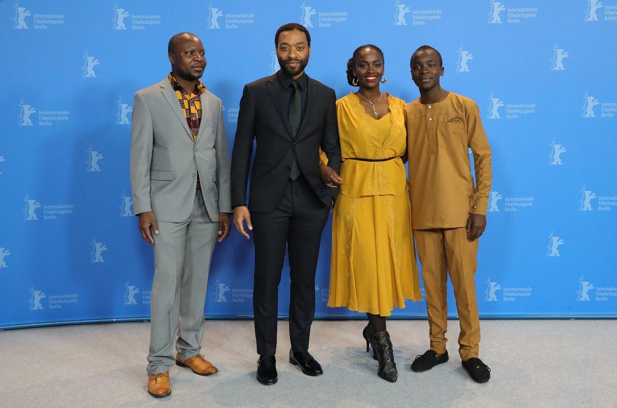 Il ragazzo che catturò il vento, Chiwetel Ejiofor e il cast a Berlino 2019