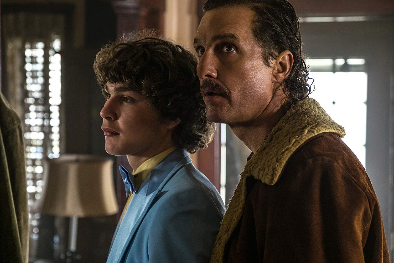 Cocaine - La Vera Storia Di White Boy Rick: Matthew McConaughey, Richie Merritt in una scena