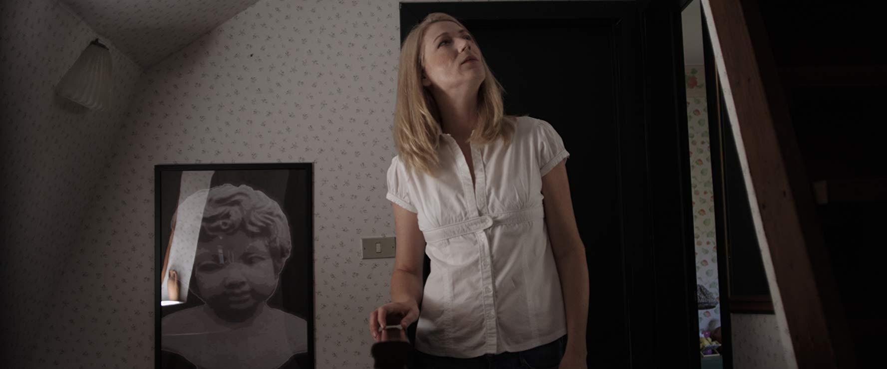 Il Carillon: Rachel Daigh durante una scena del film