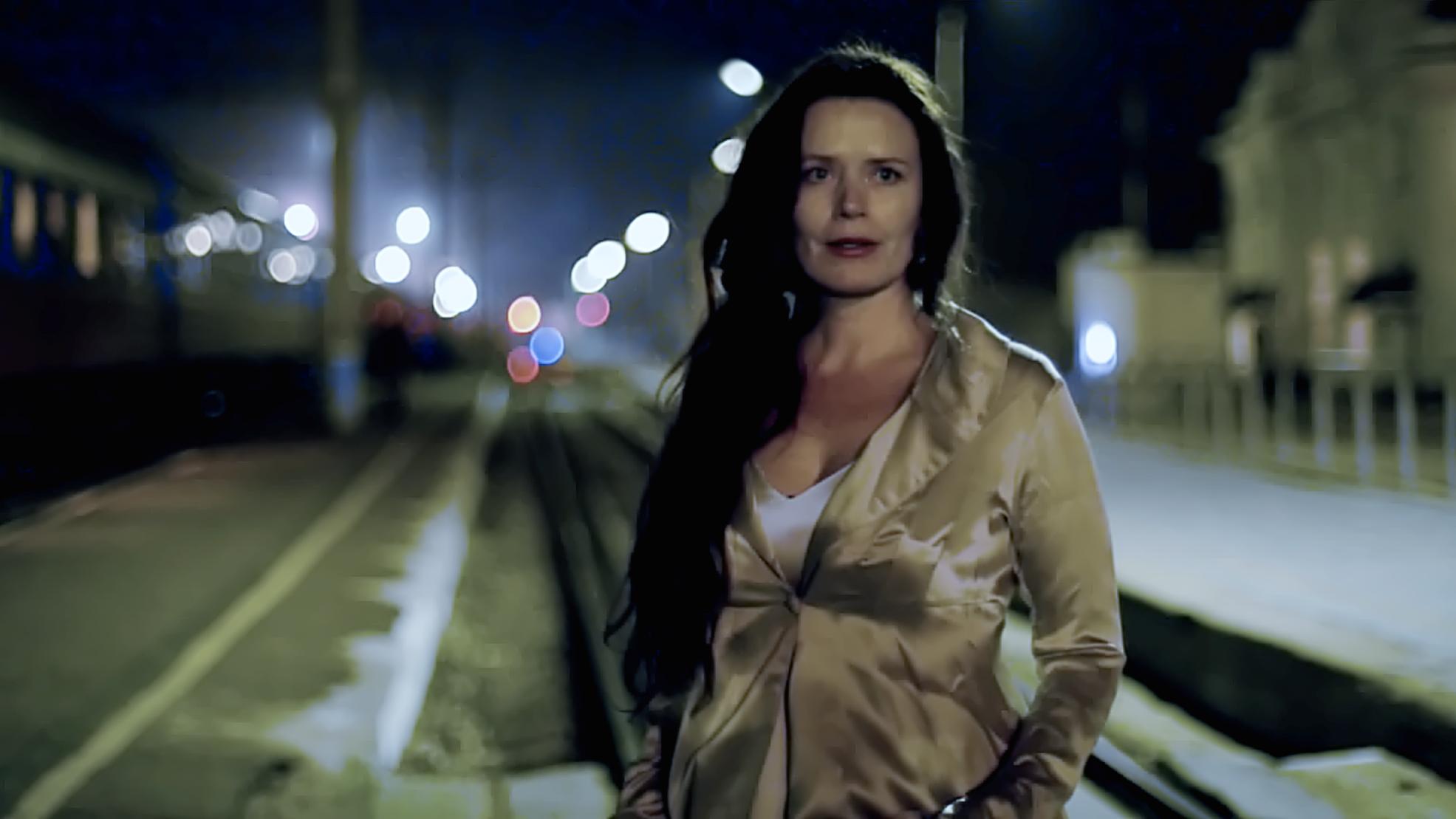 Karenina & I: Gørild Mauseth in un momento del film